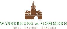 Wasserburg Gommern Logo